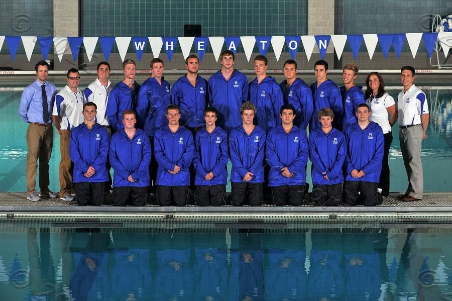 Mens Swim Team
